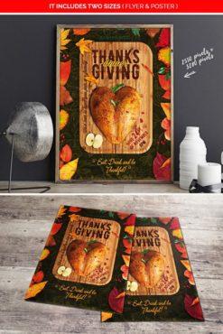 Thanksgiving_Dinner_Poster_Template_1