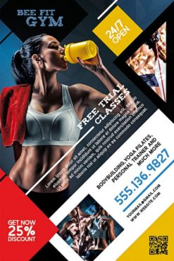 fitness girl with health cocktail